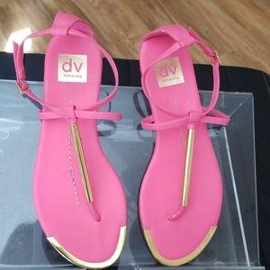 Archer Thong Sandal DV for Dolce Vita Hot Pink